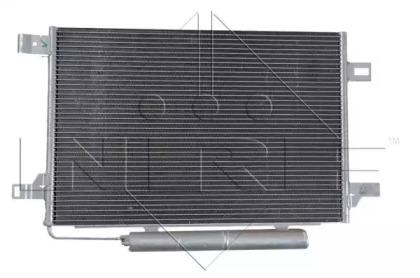 Конденсатор NRF 35758 для авто MERCEDES-BENZ с доставкой-11