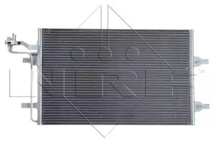 Конденсатор, кондиционер NRF 35770 для авто VOLVO с доставкой-6
