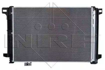 Конденсатор NRF 35793 для авто MERCEDES-BENZ с доставкой-5