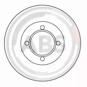 15750 A.B.S. Тормозной диск