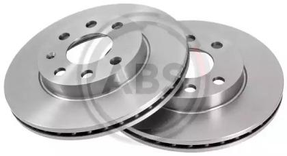 17362 A.B.S. Тормозной диск