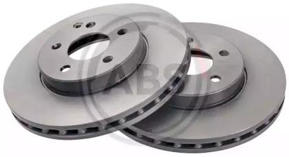 тормозной диск A.B.S. 17400 для авто  с доставкой