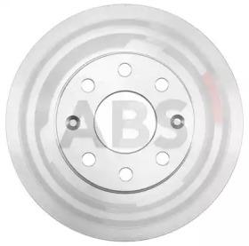 18166 A.B.S. Диск гальмівний Chevrolet Aveo 236mm -1
