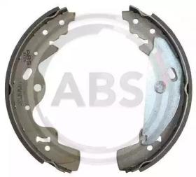 9129 A.B.S. Комплект тормозных колодок
