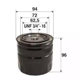 586047 VALEO Масляный фильтр