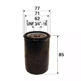 586073 VALEO Масляный фильтр
