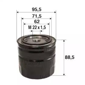 586097 VALEO Масляный фильтр