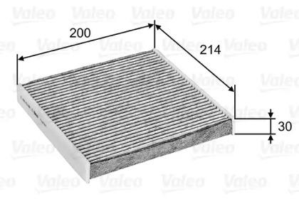 715747 VALEO Фильтр, воздух во внутренном пространстве