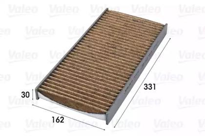 701010 VALEO Фильтр, воздух во внутренном пространстве