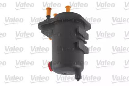 587557 VALEO Топливный фильтр -3