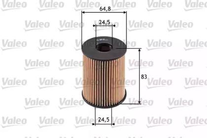 586516 VALEO Масляный фильтр