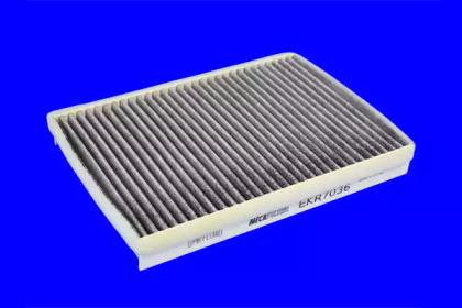 EKR7036 MECAFILTER Фильтр, воздух во внутренном пространстве