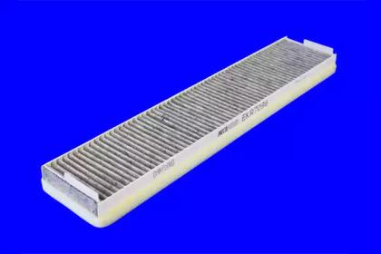 EKR7096 MECAFILTER Фильтр, воздух во внутренном пространстве