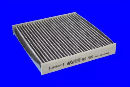 EKR7105 MECAFILTER Фильтр, воздух во внутренном пространстве