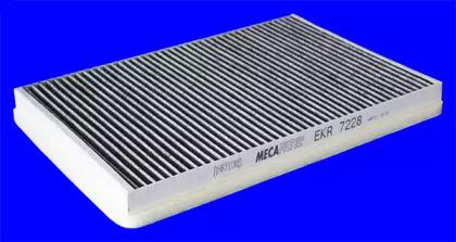 EKR7228 MECAFILTER Фильтр, воздух во внутренном пространстве
