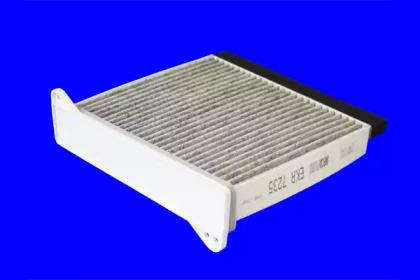 EKR7235 MECAFILTER Фильтр, воздух во внутренном пространстве