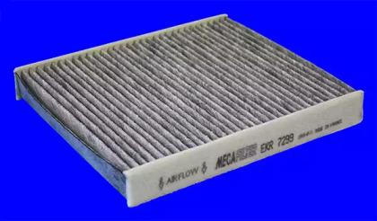 EKR7299 MECAFILTER Фильтр, воздух во внутренном пространстве
