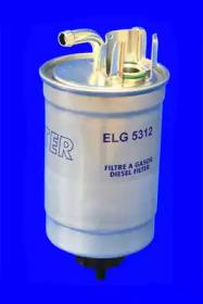ELG5312 MECAFILTER Топливный фильтр