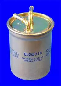 ELG5318 MECAFILTER Топливный фильтр