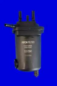 ELG5341 MECAFILTER Фільтр паливний Renaul Clio/Kangoo 1.5DCi 01-04
