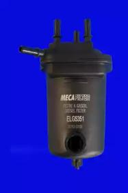 ELG5351 MECAFILTER Топливный фильтр