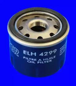 ELH4299 MECAFILTER Масляный фильтр