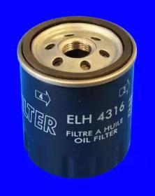 ELH4316 MECAFILTER Масляный фильтр