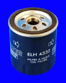 ELH4332 MECAFILTER Масляный фильтр