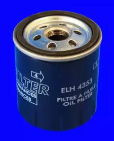 ELH4353 MECAFILTER Масляный фильтр