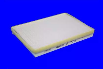 ELR7036 MECAFILTER Фильтр, воздух во внутренном пространстве