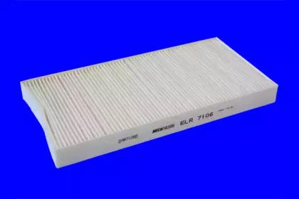 ELR7106 MECAFILTER Фильтр, воздух во внутренном пространстве