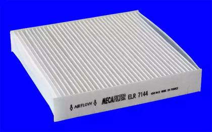 ELR7144 MECAFILTER Фильтр, воздух во внутренном пространстве