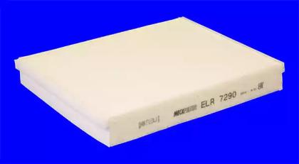 ELR7290 MECAFILTER Фильтр, воздух во внутренном пространстве