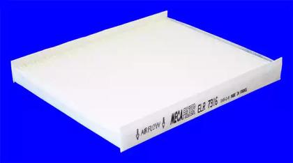ELR7316 MECAFILTER Фильтр, воздух во внутренном пространстве