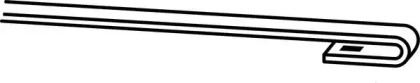 T530 TRICO Щетка стеклоочистителя -3