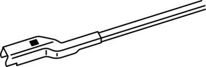 FX550 TRICO Щетка стеклоочистителя -15