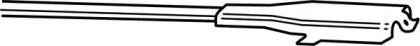 FX550 TRICO Щетка стеклоочистителя -16