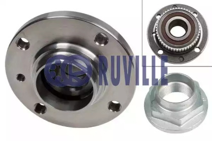 5017 RUVILLE Комплект подшипника ступицы колеса