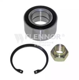 FR390021 FLENNOR Комплект подшипника ступицы колеса