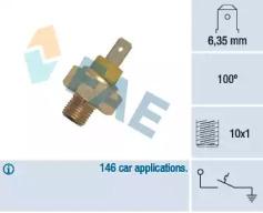 Датчик температуры FAE 35350 для авто AUDI, SEAT, SKODA, VW с доставкой-1