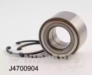 J4700904 NIPPARTS Комплект подшипника ступицы колеса