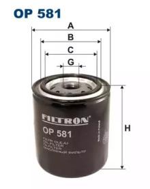 OP581 FILTRON