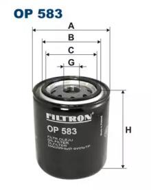 OP583 FILTRON