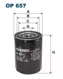 OP657 FILTRON