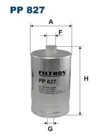 PP827 FILTRON