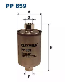 PP859 FILTRON