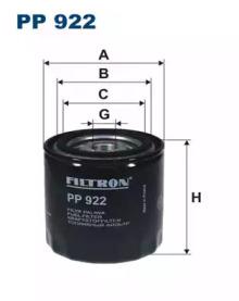 PP922 FILTRON