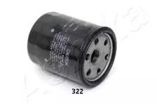 1003322 ASHIKA Масляный фильтр Mazda CX-5  2.2D; CX-3  1.5D (пр-во ASHIKA)
