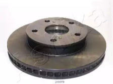 60022009 ASHIKA Тормозной диск