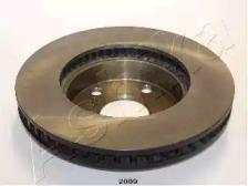 60022009 ASHIKA Тормозной диск -1
